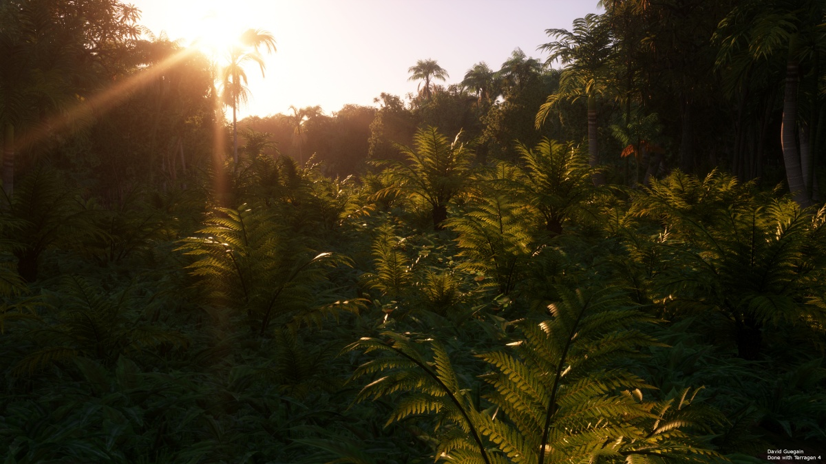 Realistic Landscape Rendering with Terragen – Tech from the Front Line